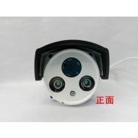 铁甲虫9004 监控网络视频头清晰度200W 内置2颗42miu 红外发射管