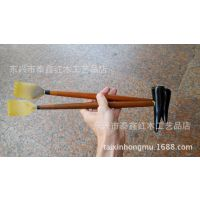 越南红木牛角痒痒挠按摩锤二合一 痒痒挠抓痒痒批发