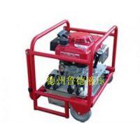 供应安阳 电动液压泵,JSS电动液压泵质量(图),鲁德液压