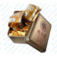 供应铁观音茶叶礼盒|马口铁铁观音茶包装盒|安溪铁观音茶叶铁盒包装厂