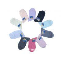 透气中筒儿童袜 纯棉儿童袜 5-8岁儿童袜 舒适百搭简约订做