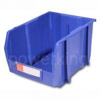 山东可带隔板的斜口零件盒|隔板组立零件盒