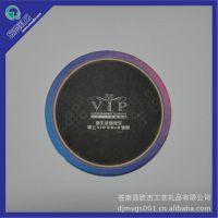 厂家直销 纸杯垫外贸纸杯垫 酒吧纸杯垫 一次性杯垫 logo订制