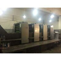 2000年高配海德堡SM74印刷机  工厂使用中便宜出售