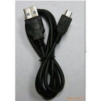 MP3数据线 电脑连接线70CM 迷你音箱mini5P数据线充电线 厂家批发