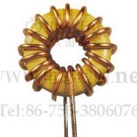 供应大电流磁环电感 功率扼流电感共模电感 T10626-105UH-7.5A