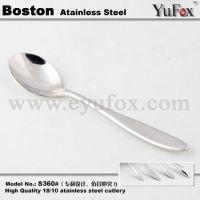 厂家直销不锈钢西餐具 不锈钢刀叉勺 酒店用品 餐具套装 超厚叉勺