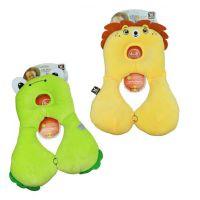 宝宝护颈枕U型旅行枕头婴儿童汽车安全座椅靠枕代发