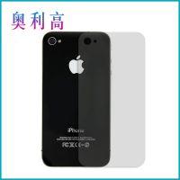 推荐 手机磨砂保护膜 苹果手机透明保护膜 多种苹果型号贴膜可选