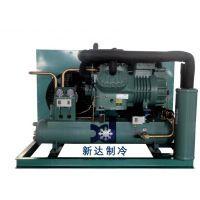 供应比泽尔20P双级风冷冷凝机组 冷库制冷机组 广东制冷设备 新达