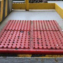 供应石油钻机平台钉子板规格尺寸|高强度聚氨酯石油钻机平台钉子板