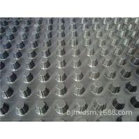 北京现货销售施工楼顶花园种植材料2.0排水板