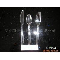 供应一次性餐具/重型PS刀叉勺,PS-H4