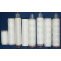 PP微孔折叠滤芯022μm高精度聚丙烯滤芯