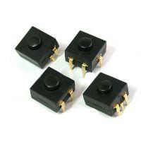 厂家专业生产PB203系列高品质手电筒开关  镀金端子 开关