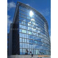 (专业制做)中空百叶玻璃钢化玻璃钢化烤漆 LOW--E中空 玻璃隔断