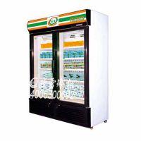 供应平湖哪里有双门冷冻展示柜销售