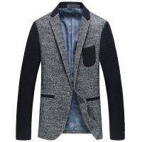 批发厂家供应商场同款 高端男士羊毛加厚西服