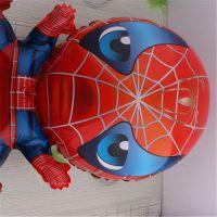 B143 2元异形蜘蛛气球 卡通气球 2元店日用品小百货低价批发