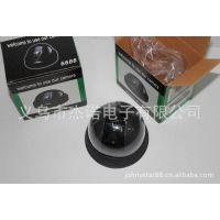 JS-8886 小号半球型假监控器 监控报警器 模型报警器 个人报警器