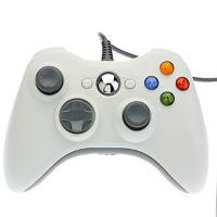 全新微软XBOX360有线游戏手柄原装芯片360主机USB电脑双用双震动