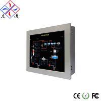 上海10.4寸无风扇嵌入式工业平板电脑著名厂家