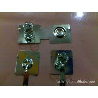 厂家生产1号电池弹簧片,1号干电池接触片,五金件