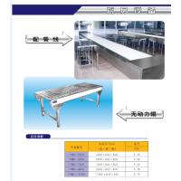 供应厨房设备 配餐输送线 餐盘回收线 食品输送线价格
