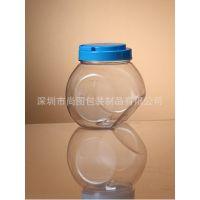 780ml PET食品 奇异糖果罐 透明塑料罐 封罐设备