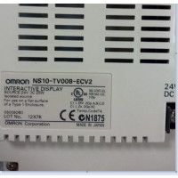 供应供应欧姆龙omron NS10-TV00B-ECV2人机界面