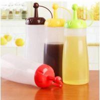 日式厨房 居家厨房专用防撒漏食用塑料调味瓶 调料瓶 油壶B46G