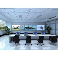 唐山55寸视频监控电视墙液晶拼接方案