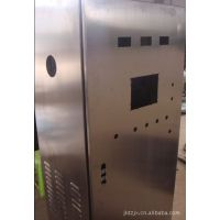 金龙长期供应 防水防腐 明装 3开门 6表 户外不锈钢电表箱