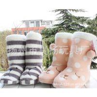 大牌梨花居家棉靴 棉鞋 冬季保暖鞋 两色