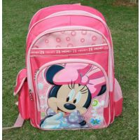 迪士尼米妮书包 学生书包 双肩包 背包