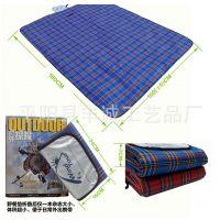 供应野餐垫,晴纶沙滩席 批发防潮600D野餐垫 广告礼品(中)