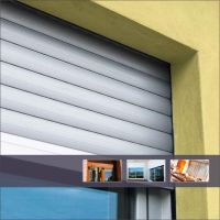 卷帘窗,防盗卷帘窗,防护卷帘窗,铝合金卷帘窗,别墅防盗窗