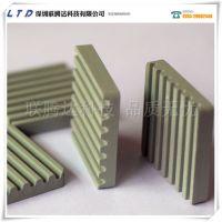 长期供应各种规格碳化硅陶瓷片 微孔背胶陶瓷片 路由器专用
