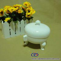 优质产品H173陶瓷盅 质量保证 可定制 厂家供应.