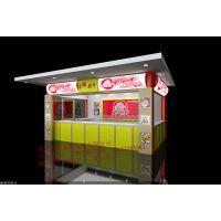 长沙公园售卖亭安装工程 湖南景区烧烤售货亭版推荐专家