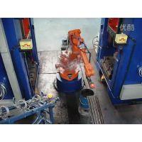 力生工业红冲机械手 锻造机器人节省熟练工