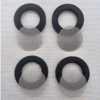 水龙头进水管波纹管通用垫片密封圈硅胶垫橡胶垫带过滤网垫片YF19042901