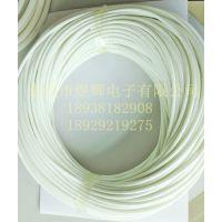聚丙烯酸酯玻璃纤维套管东莞煜辉电子有限公司专业生产绝缘套管