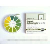 90207PH试纸、PH4.0-7.0快速测试纸、酸碱试纸、德国MN单色PH试纸