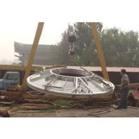 25-150吨电炉排管式水冷炉盖