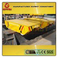 供应30吨拖缆电动平车机械自动化物料转运设备价格咨询