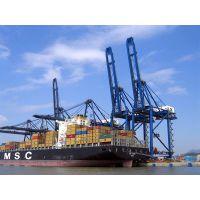 江苏苏州到海南三亚内贸船运物流运输 只做集装箱运输