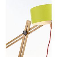 光之鸟木灯 厂家供应安徒生台灯 书房木制装饰台灯