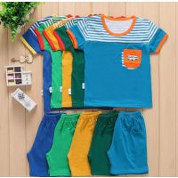 广州便宜的儿童短袖服装批发