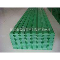 富康氟塑供应不锈钢链条导轨 非标型链条导轨 超高分子聚乙烯导轨